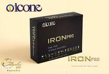 .رسيفر ايكون icone iron pro