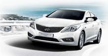 Rent a 2015 Hyundai Azera