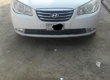Hyundai Elantra 2009 For sale - White color
