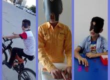 تدريب الأطفال ضعاف البصر لإضافة نظام بديل للرؤية