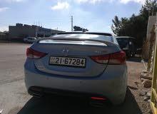 Hyundai Avante car for sale 2011 in Zarqa city