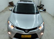 Silver Toyota Corolla 2014 for sale