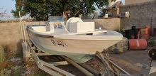 قارب 20 قدم صنع الإمارات مع ملكية صيد
