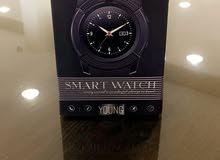 تخفيض على ساعة smartwatch v8