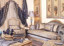 لمحبي السكن الراقي شقة فندقية مفروشة بكفر عبده