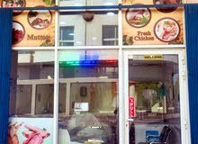 Meat shop for rent in hor al anz fully equipped