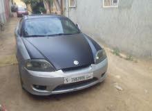 Gasoline Fuel/Power   Hyundai Tuscani 2005