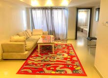 Fully Furnished Ground floor 2 Bed garden view Flat for RENT in AMWAJ - : 66388216