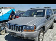 Jeep Grand Cherokee 2000 For sale - Grey color
