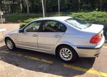 Automatic Silver BMW 2001 for sale