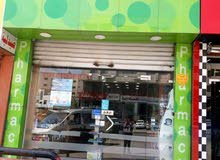 صيدلية للبيع في خلدا ، تقع على الشارع الرئيسي