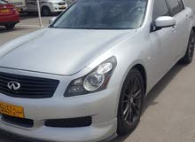 Silver Infiniti G35 2007 for sale