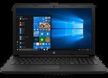 لابتوب HP CORE i3 جديد كفالة الوكيل بسعر 259