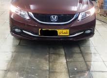0 km Honda Civic 2014 for sale