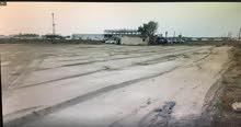 اراض صناعي خفيف بمساحات كبيرة في ولاية بركاء جنوب حديقة النسيم