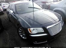 Automatic Black Chrysler 2012 for sale