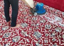 شركة شاة المثالية لتنظيف المنازل و الفلل و السجاد و الشقق