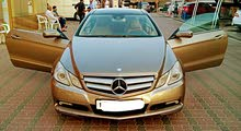 Mercedes Benz E 350 2010 - Sharjah