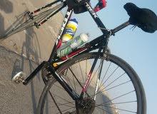 دراجة  هوائية المنيوم بحالة جيدة للبيع