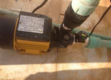 جهاز التحكم في ضغط   دينمو الماء في انابيب المنزل