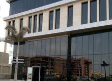 مبنى اداري في السبعة مؤجر للبيع