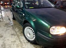 For sale 1999 Green Golf