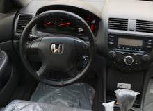 Honda Accord 2003 For sale - Silver color