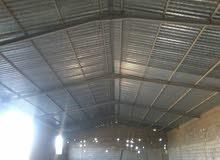 هنقر للبيع 11.5في25 سقف فقط