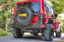 Gasoline Fuel/Power   Jeep Wrangler 2007