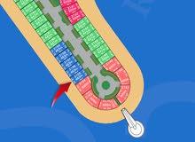 أرض للبيع في مدينة صباح الاحمد البحرية