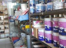 محل مواد بناء للايجار مع خلو
