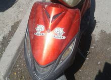 Honda motorbike made in 2014