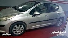 Used Peugeot 207 for sale in Amman