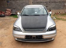 Opel Astra 2001 For sale - Silver color