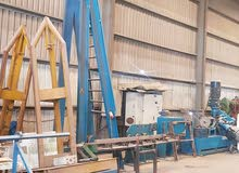 iron rod machine DEM cold rolling and ripping line