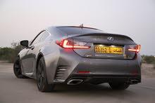 Gasoline Fuel/Power   Lexus RC 2015