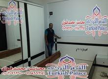 عاجل عاجل ولمدة اسبوع غرفة نوم 15000 ج من القصر التركي الاثاث المودرن
