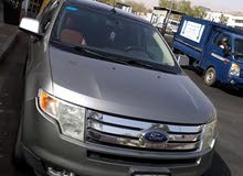 Gasoline Fuel/Power   Ford Edge 2008
