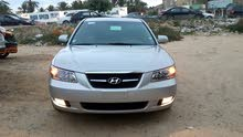 Gasoline Fuel/Power   Hyundai Sonata 2007