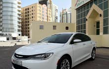 2017 Chrysler 200C with 5 Years warranty  service record