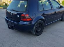 Volkswagen Golf 2003 For sale - Blue color