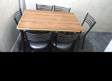 طقم كنب طاوله سفره