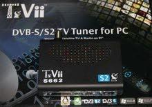 كارت ستالايت Tevii s662 DVB-S2 USB للبيع