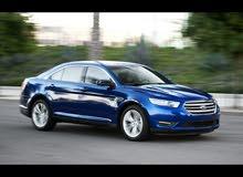Ford taurus 2014 45000 km Blue Insurance 4/2020 فورد تورس 2014 / استعمال سيده