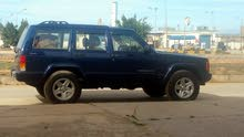 Used condition Jeep Cherokee 2001 with 1 - 9,999 km mileage