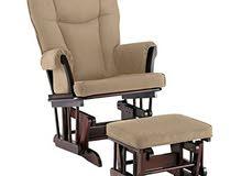 كرسي الرضاعة  مستعمل