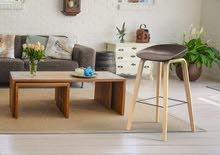 طاولة سفرة وكراسي... للبيع