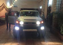 Used condition Toyota FJ Cruiser 2009 with  km mileage