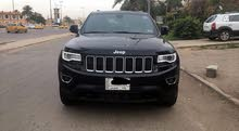 For sale 2014 Black Grand Cherokee