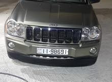 Jeep Grand Cherokee car for sale 2005 in Amman city